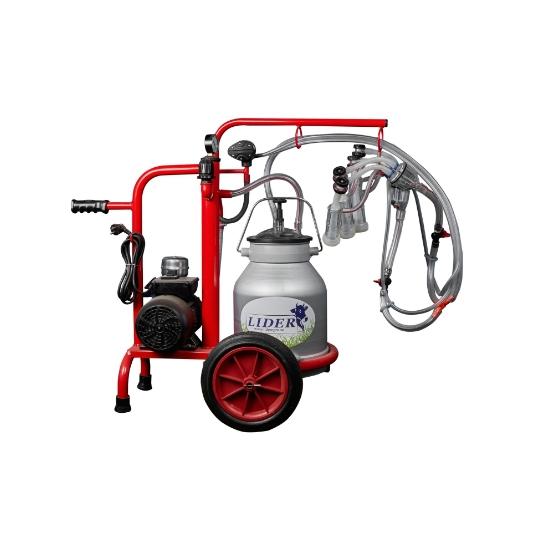 Доильный аппарат для коз «LIDER» 20.4 на 2 козы (комплектация Турция)