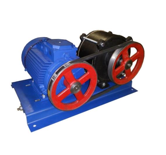 Агрегат вакуумный водокольцевой НВА-75