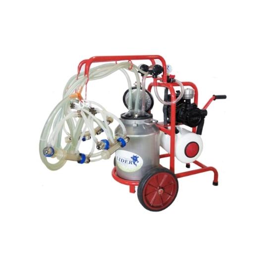 Доильный аппарат для коз «LIDER» 40.8 на 4 козы